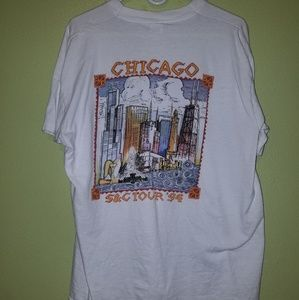 Vintage 1994 Chicago shirt